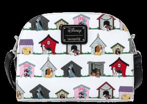 Loungefly: Disney Dog Houses Crossbody Bag