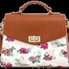 Loungefly: Disney Princess Floral Crossbody Bag