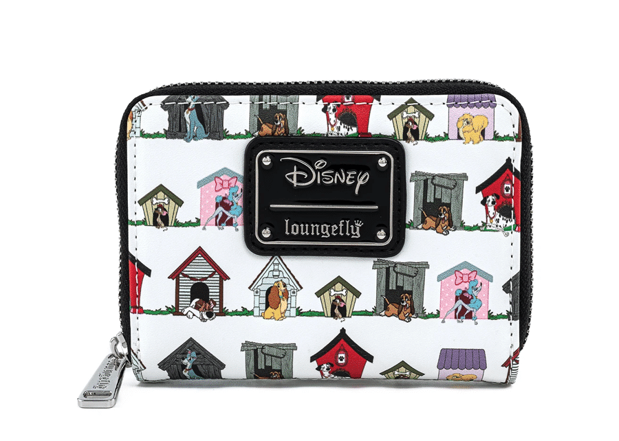Loungefly: Disney Dogs Wallet