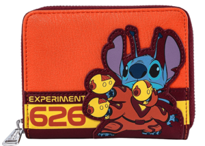 Loungefly: Lilo and Stitch Experiment 626 Wallet