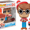 Funko Pop! Where's Waldo? Waldo and Woof #25