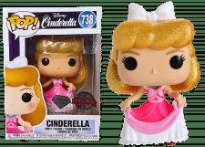 Funko Pop! Cinderella: Cinderella (DGLT) #738