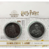 Collectable Coin: Dumbledore's Army - Neville and Luna
