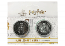 Collectable Coin: Dumbledore's Army - Harry and Ron
