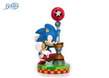 First 4 Figures: Sonic the Hedgehog
