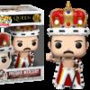 Funko Pop! Queen: Freddie Mercury King #184