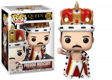 Funko Pop! Queen: Freddie Mercury King #184