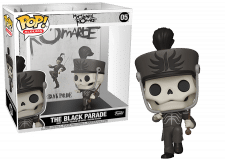 Funko Pop! My Chemical Romance: The Black Parade #05