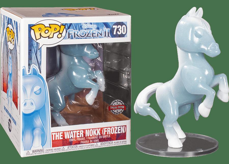 Funko Pop! Frozen: The Water Nokk (frozen) SE #730