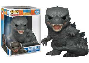Funko Pop! Godzilla vs Kong: 10 Inch Godzilla #1015