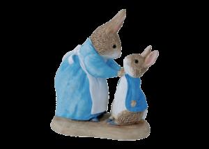Beatrix Potter: Mrs. Rabbit and Peter Rabbit