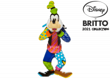 Disney Britto: Goofy Figurine