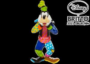 Disney Britto: Goofy Figurine