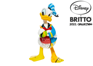 Disney Britto: Donald Duck Figurine