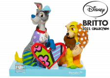 Disney Britto: Lady and the Tramp