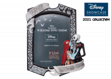Couture de Force: Jack and Sally Picture Frame