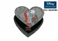 Couture de Force: Jack and Sally Trinket Box