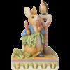 Beatrix Potter by Jim Shore: Peter Rabbit ate some radishes