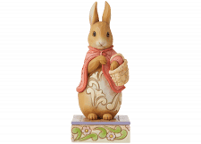 Beatrix Potter by Jim Shore: Flopsy Good Little Bunny