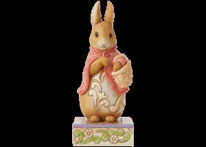 Beatrix Potter by Jim Shore: Flopsy Good Little Bunny