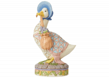 Beatrix Potter by Jim Shore: Jemima Puddle-Duck