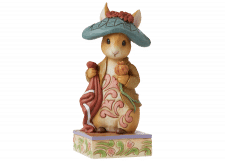 Beatrix Potter by Jim Shore: Benjamin Bunny Figurine