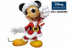 Couture de Force: Santa Mickey