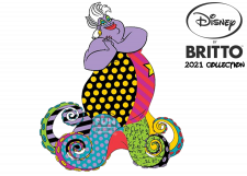 Disney Britto: Ursula Figurine