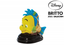 Disney Britto: Flounder Mini Figurine