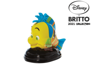 Disney Britto: Flounder Mini Figurine