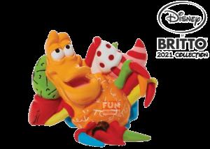 Disney Britto: Sebastian Mini Figurine