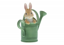 Beatrix Potter: Peter Rabbit in Watering Can Mini Figurine