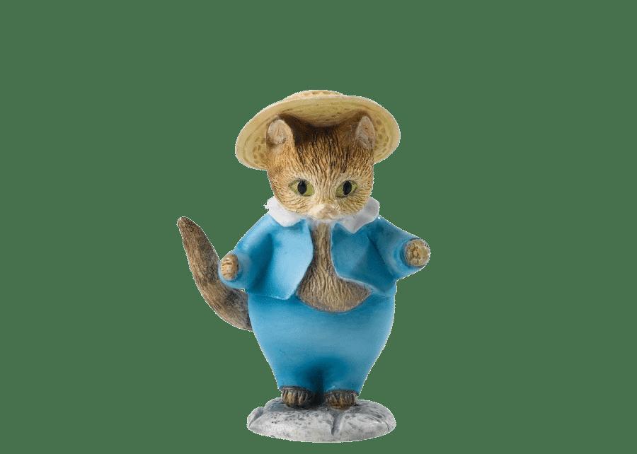 Beatrix Potter - Peter Rabbit: Tom Kitten Mini Figurine