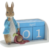 Beatrix Potter: Peter Rabbit Perpetual Calendar