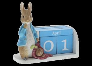 Beatrix Potter: Peter Rabbit Perpetual Calendar