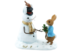 Beatrix Potter: Peter Rabbit and Snow Rabbit