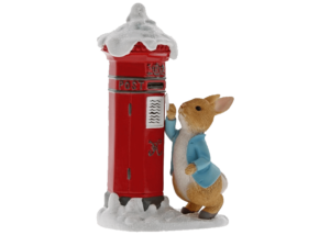 Beatrix Potter: Peter Rabbit's Letter to Santa