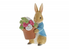 Beatrix Potter: Peter Rabbit Brings Flowers
