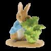 Beatrix Potter: Peter Rabbit with Lettuce