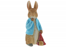 Beatrix Potter: Peter Rabbit Statement Figurine
