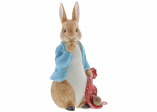Beatrix Potter: Peter Rabbit with Pocket-Handkerchief