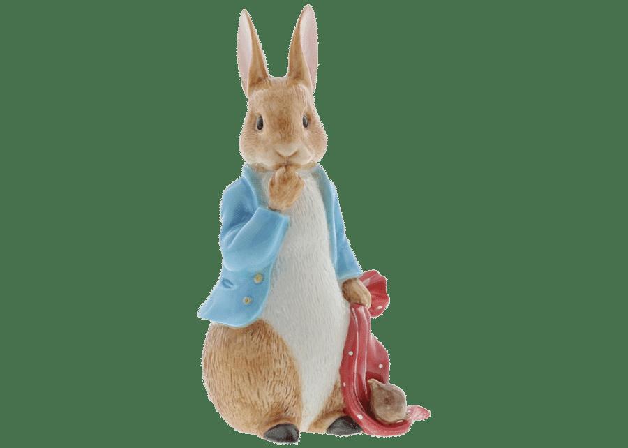 Beatrix Potter: Peter Rabbit with Pocket-Handkerchief