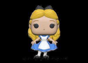 Funko Pop! Alice in Wonderland: Alice Curtsying