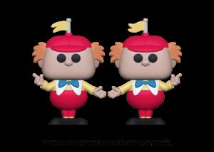 Funko Pop! Alice in Wonderland: Tweedle Dee and Dum 2PK