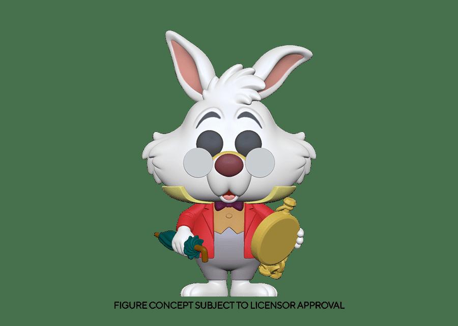 Funko Pop! Alice in Wonderland: White Rabbit with Watch