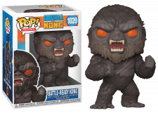 Funko Pop! Godzilla vs Kong: Battle-Ready Kong #1020