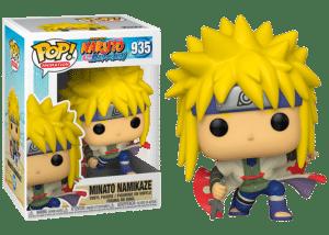 Funko Pop! Naruto: Minato Namikaze #935