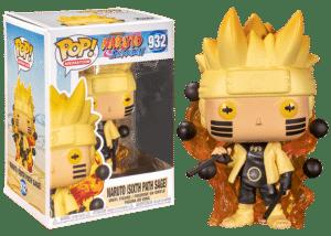 Funko Pop! Naruto: Naruto Six Path Sage #932
