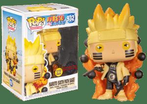 Funko Pop! Naruto: Naruto Six Path Sage (GitD) #932