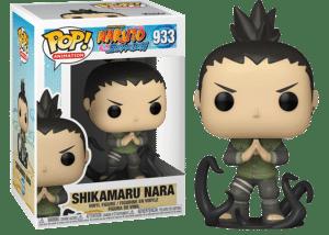 Funko Pop! Naruto: Shikamaru Nara #933